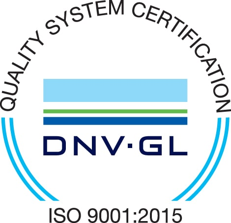 Danphone's quality system certification ISO